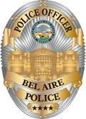 Bel Aire Police Badge