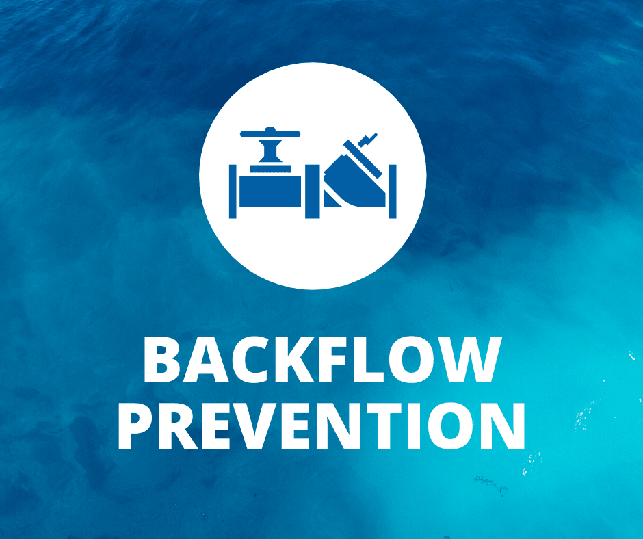 BACKFLOW INFORMATION