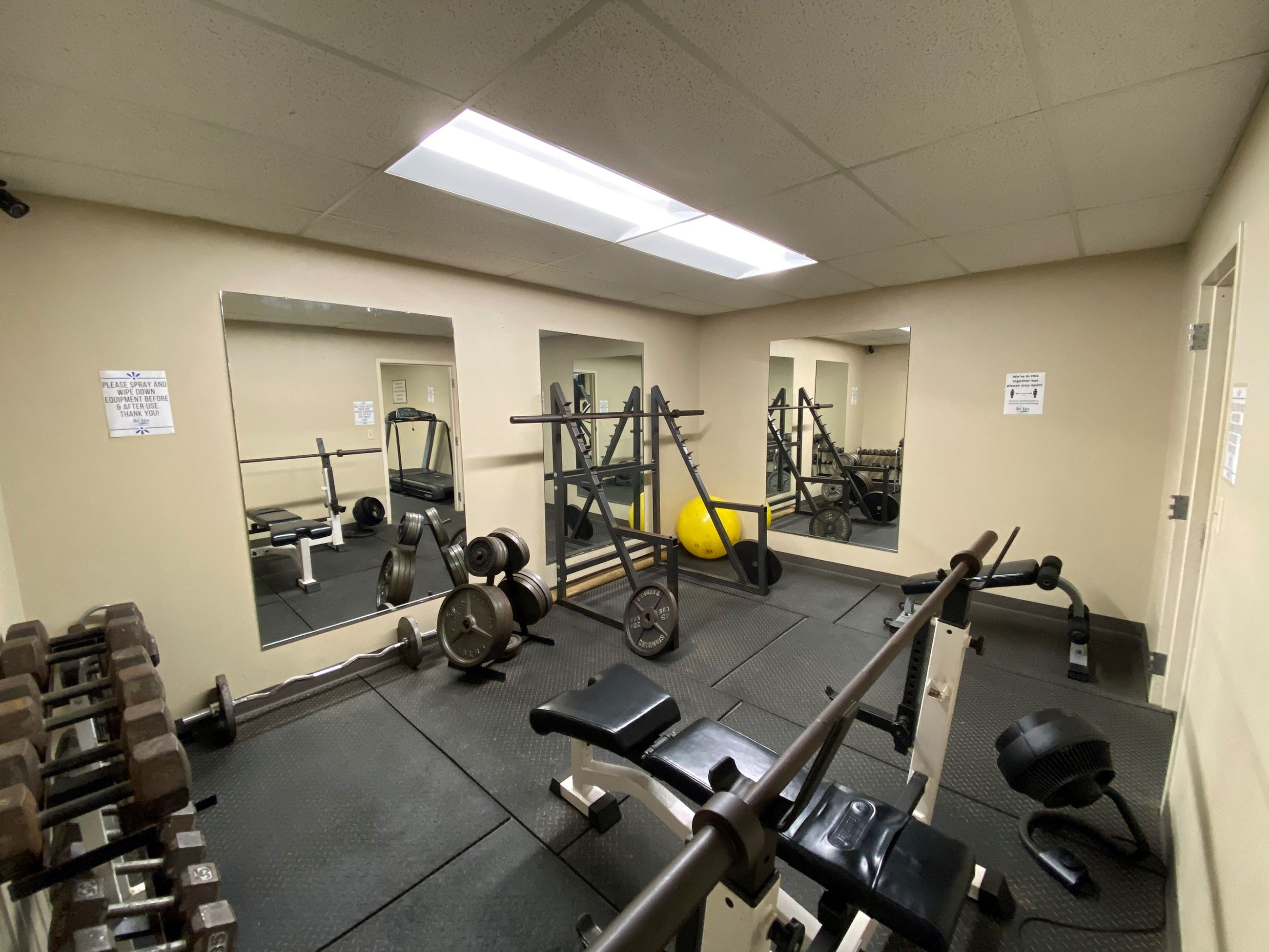 Fitness Room Picture 1